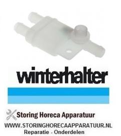 1233.5011.93 - Terugslagklep Ø13 mm vaatwasser  WINTERHALTER GS41/4