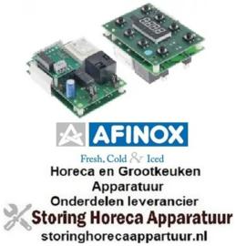 274403475 - Printplaat schokvriezer L 118mm B 80mm passend voor AFINOX model EVC80S10P7AFX0