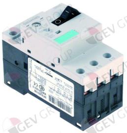 380544 - Motorbeschermschakelaar type 3RV10 11-1EA10 instelbereik 4,5-6,3A (AC3/400V) 2,2kW