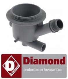 209136029 - Afvoeraansluiting vaatwasser DIAMOND D281/EK-NP