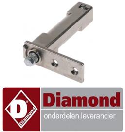0226033010100 - VEER VOOR DEUR DIAMOND HE1412/P