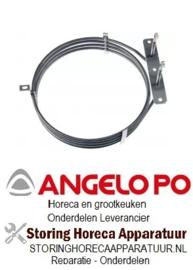 579418099 - Verwarmingselement 2800W 230V voor Angelo Po oven