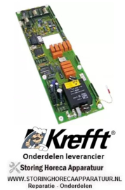1077.6304020.30 - Regelprintplaat combi-steamer KREFFT OVEN GG10.11NT
