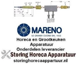 6031.022.38 - Thermokoppel met onderbreker M9x1 L 600mm M10x1 F 6,3mm MARENO