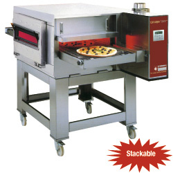 Conveyors Line - Tunnel-pizza oven geventileerd elektrisch DIAMOND