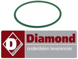 P32/X- DIAMOND PIZZA ROLLER PLUS REPARATIE ONDERDELEN