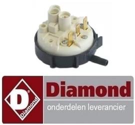 132224015 - Pressostaat drukbereik 40/18mbar DIAMOND DK7