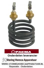 114417114 - Verwarmingselement 1000W 230V koffiemachine FAEMA