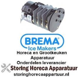 499360525 - Timer 11904 kamers 4 looptijd 10min 230 Volt - BREMA