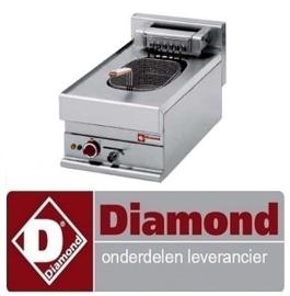 335612.072.00 -  KNOP VOOR FRITEUSE DIAMOND E65-F10-4T