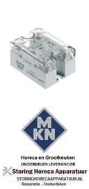 882403535 - Aansluitblok relais CROUZET fasen 1 10A 24-280V voor MKN