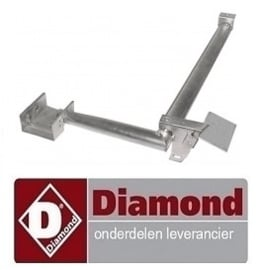171.672.030.00 - BRANDER VOOR OVEN DIAMOND G65/T2BFA11
