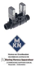"691370307 - Ventiel unit 24VDC ingang 3/4"" uitgang 3/4"" voor MKN"