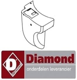 966F2722 - Cap voor toetsenbord aardappelschilmachine DIAMOND PPF-10