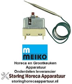 943390928 - Maximaalthermostaat uitschakeltemp. 196°C 3-polig 3NC 20A voeler ø 6mm voeler L 87mm pijp ø 890mm voor vaatwasser MEIKO