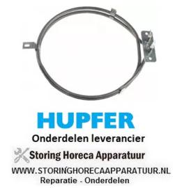 2824.182.75 - Verwarmingselement 2000 Watt HUPFER