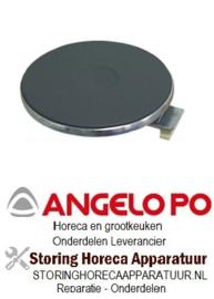 546490021 - Kookplaat ø 220mm 2600W 400V voor Angelo Po