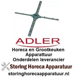 035S0108017 - Was- en naspoelarm compleet ADLER