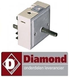 380.661.058.00 - ENERGIEREGELAAR 13A ENKEL CIRCUIT DIAMOND E60/2VC3T