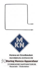 707415785 - Verwarmingselement 1500W 400V  voor MKN