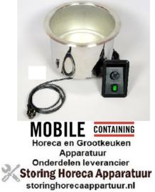 MOBILE-CONTAINING HORECA EN GROOTKEUKEN APPARATUUR REPARATIE ONDERDELEN
