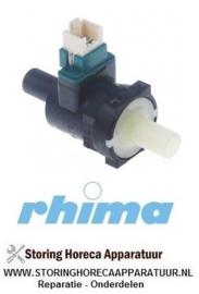 40251650002 - Flowmeter RHIMA VAATWASSER TYPE DR51E / DR51ES / DR51E afvoerpomp / DR51ES afvoerpomp