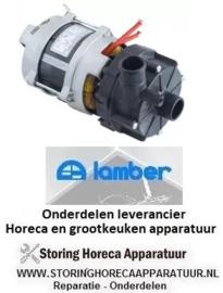 105500352 - Waspomp voor vaatwasser LAMBER