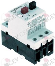 380322 - Motorbeschermschakelaar type Mbs25-010 instelbereik 0,63-1A (AC3/400V) 0,5kW