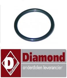 254456016 - O-ring afvoerpijp DIAMOND D26-EKS