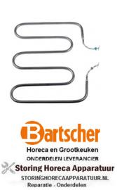 550416844 - Verwarmingselement 900W 230V contactgrill BARTSCHER
