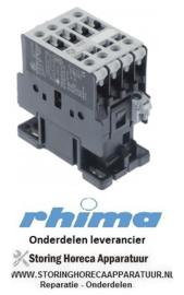 48150910007 - Relais tbv vaatwasser RHIMA DR53E