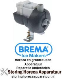128499316 - Afvoerpomp  45 WATT - 220 - 240 VOLT voor IJblokjesmachine BREMA