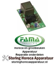 484401358 - Printplaat voor gehaktmolen FAMA Mod.8 230V