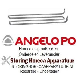 989416595 - Verwarmingselement 1500W 230V voor Angelo Po braadpan