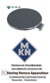 263490011 - Kookplaat Rond ø 145mm 1000W 400V voor MKN
