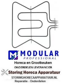 744417441 - Verwarmingselement 2300 Watt - 230 Volt voor oven MODULAR