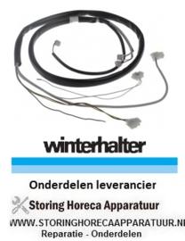 95880002670 - Pakkingset vaatwasser pomp GS 502 Winterhalter
