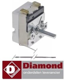 505A.060.42 - Thermostaat wafelijzer  DIAMOND GL-4X6