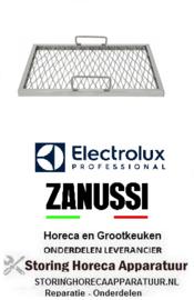 963211051 - lavasteenrooster L 440mm B 290mm Electrolux, Zanussi