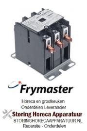 674381277 - Relais AC1 50A 24VAC voor FRYMASTER