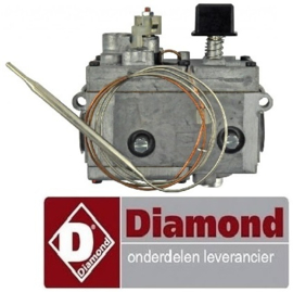 VE681167549 - Gasthermostaat 110-190°C voor gas friteuse DIAMOND