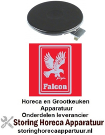 434490183 - Kookplaat ø 180mm 1500 Watt - 240 Volt FALCON