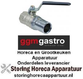 405514120 - Uitloopkraan voor friteuse GGM Gastro