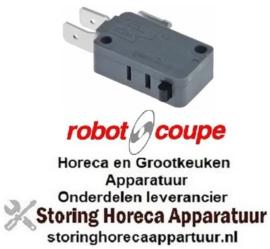 638347411 - Microschakelaar met drukstift pen bediend 250V 16A Robot-Coupe