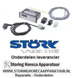 4113.781.96 - Elektronische regelaar type ST181, 230V spanning AC PTC, STORK-TRONIK