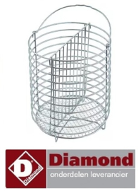 693F.040.12 - Draadkorf worsten verwarmer DIAMOND STAR-HD/R2