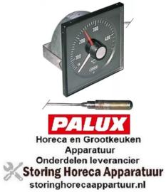 219379034 - Thermostaat t.max. 450°C instelbereik 50-450°C 1-polig 1CO 5A voeler ø 6mm voeler L 30mm