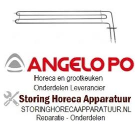 090415737 - Verwarmingselement 2500W 230V voor Angelo Po