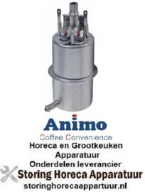924417366 - Doorstroomverwarmer 2100W 230V ø 68mm H 175mm passend voor ANIMO voor serie Excelso (T) ANIMO
