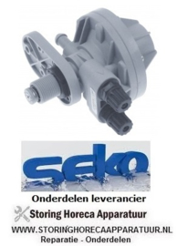 5363.610.39 - Naglansdoseerapparaat type DIB5P met hulpdrukaansluiting glansspoelmiddel 0-5cm³ per slagl/h